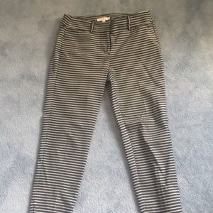 Cropped ankle pants from loft